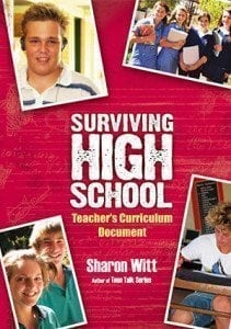 Teacher Curriculum Teenagers Surviving High School