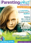 Parenting Ideas Magazine by Michale Gross