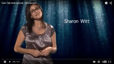 Sharon Witt Motivational Speaker and Author