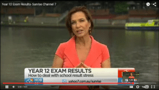 Sunrise – Year 12 Exam Results