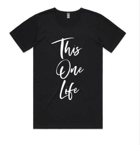 This One Life men t shirt