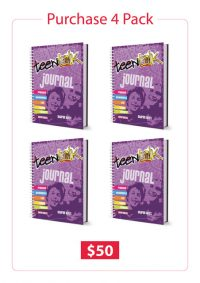 Teen Talk Journal by Sharon Witt, bulk pack